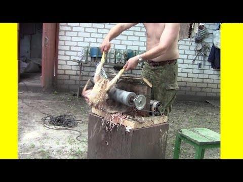 Как сделать своими руками перосъемную машину видео