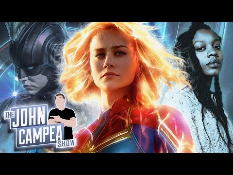 Captain Marvel 2 Hires Candyman Reboot Director - The John Campea Show