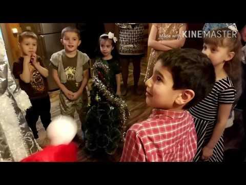 Tarusa 20170103 Santa Claus