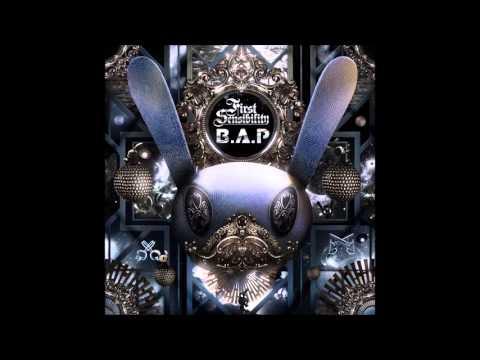 B.A.P First Sensibility Album