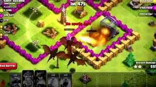 Clash Of Clans | Beast DRAGON ATTACK!