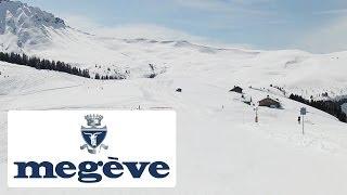 Горнолыжный курорт Megeve во Франции - обзор