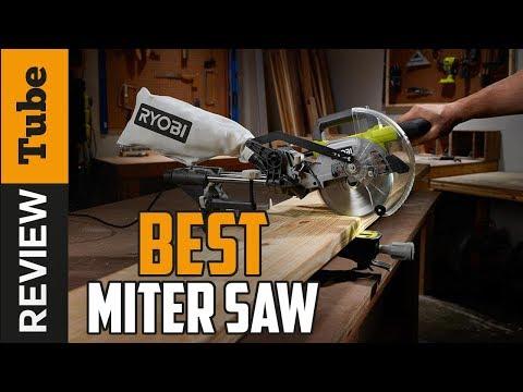 ✅ Miter Saw: Best Miter Saw 2019 (Buying Guide)