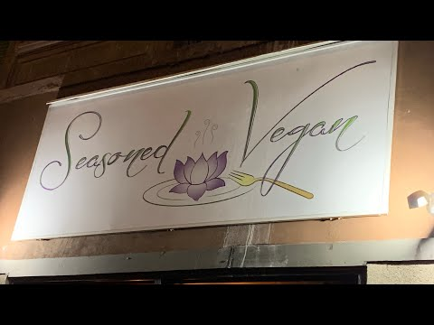 SEASONED VEGAN RESTAURANT REVIEW - MANHATTAN NY