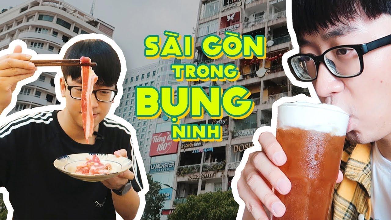 SÀI GÒN TRONG BỤNG NINH // PHẦN 1 // SERIES NINH EATING ĂN GÌ #37