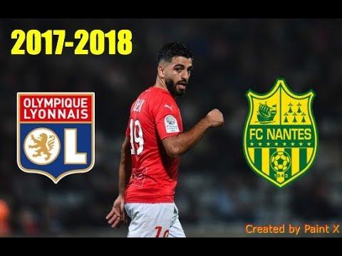 Umut Bozok - Welcome to Lyon/Nantes ? Goal/Assist 2017/2018