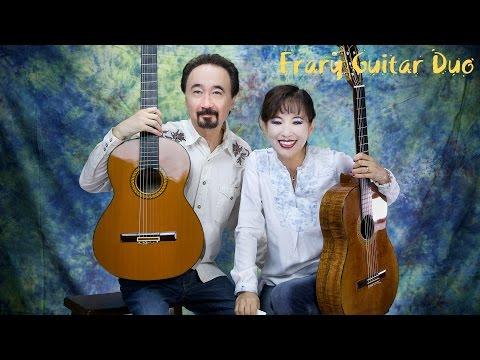 Sakura Sakura - Frary Guitar Duo