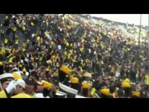 University of Michigan Wolverines vs  Ohio State Buckeyes: Rushing the Field