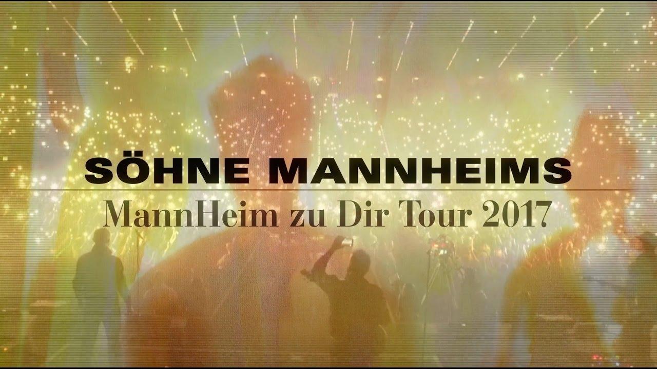 Söhne mannheims dates