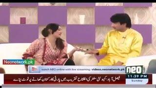 Sakhawat Naz Taking Selfies With Selfie Queen - Punjabi Comedy