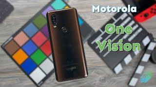 Motorola One Vision Recenzja - bardzo przyzwoity średniak z drobnymi błędami | Robert Nawrowski