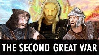 Skyrim Mod: The Second Great War