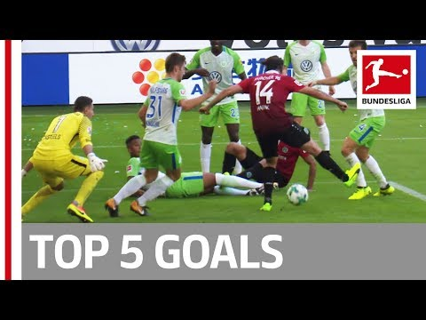 Keita, Muto, Werner and More - Top 5 Goals on Matchday 03