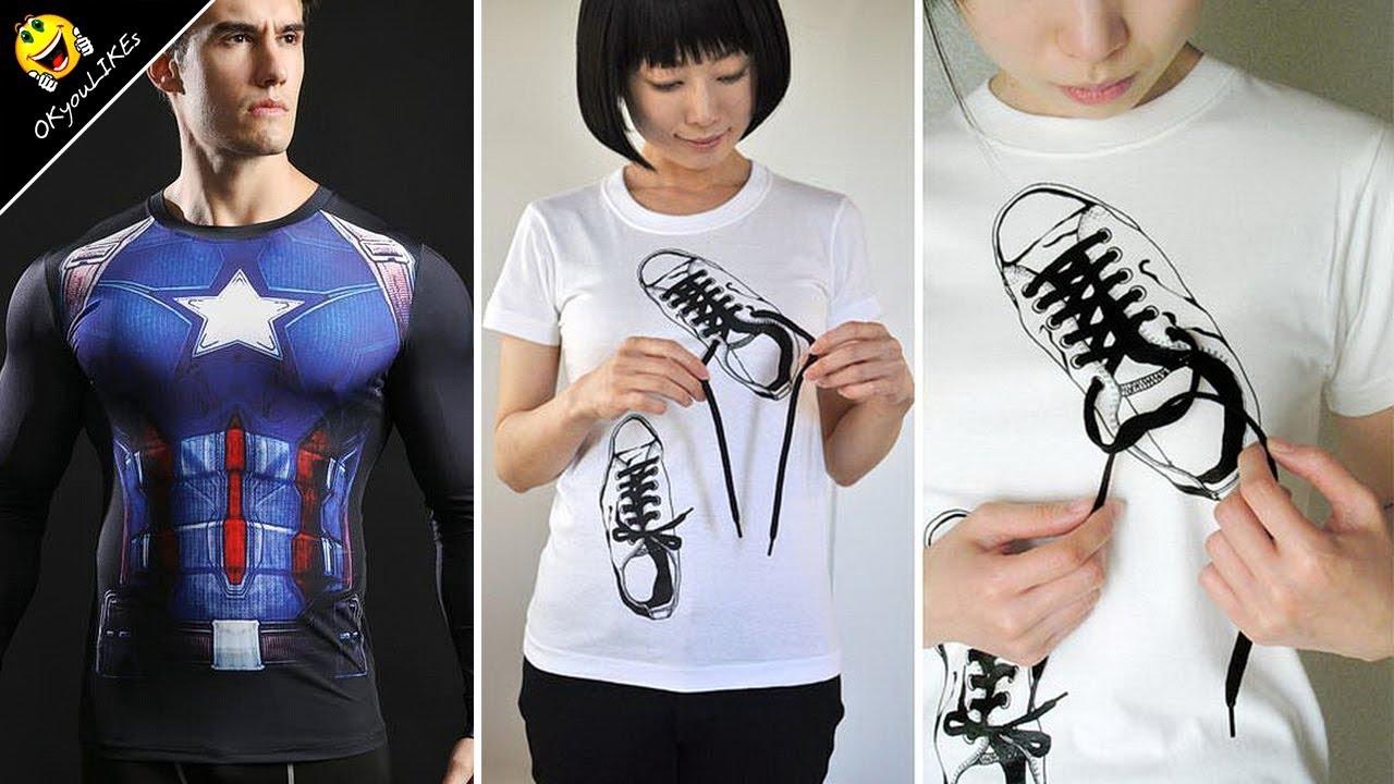 เสื้อยืดดีไซน์ สุดแปลก แหวกแนว (#2) ที่คุณเห็นแล้ว ต้องอึ้ง !! | OKyouLIKEs
