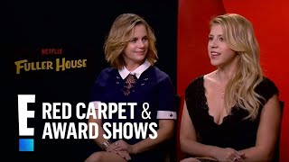 "Jodie Sweetin & Andrea Barber Talk ""Fuller House"" Season 2 