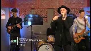 """Raidījums """"Vilciens Rīga - Valka"""" - 11.02. plkst. 19:45"""