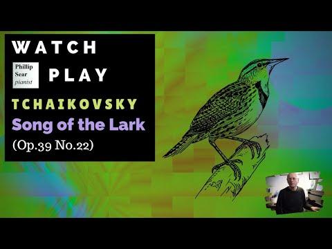 Tchaikovsky: Song of the Lark, Op. 39 No. 22