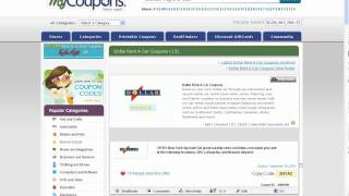 How To Use Dollar Rent A Car Coupon Codes
