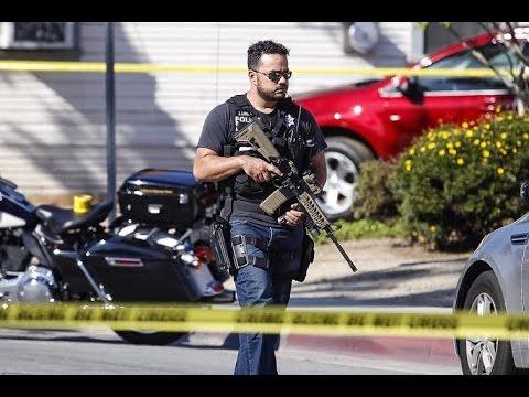 RAW VIDEO California Hostage Situation SWAT on scene!