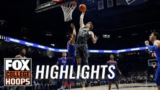 Xavier vs DePaul | Highlights | FOX COLLEGE HOOPS