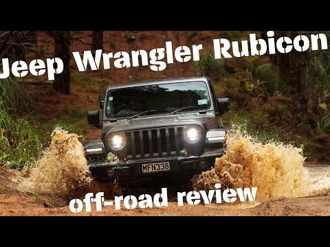 2019 Jeep Wrangler Rubicon - Off-road Review