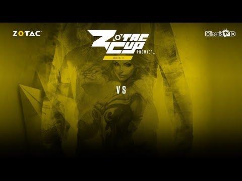 BOOM.ID vs TEAM 496 | Zotac Cup Premier - Day 1 (Pantip Plaza, Thailand)