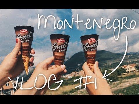 Montenegro VLOG #1 || life is travel