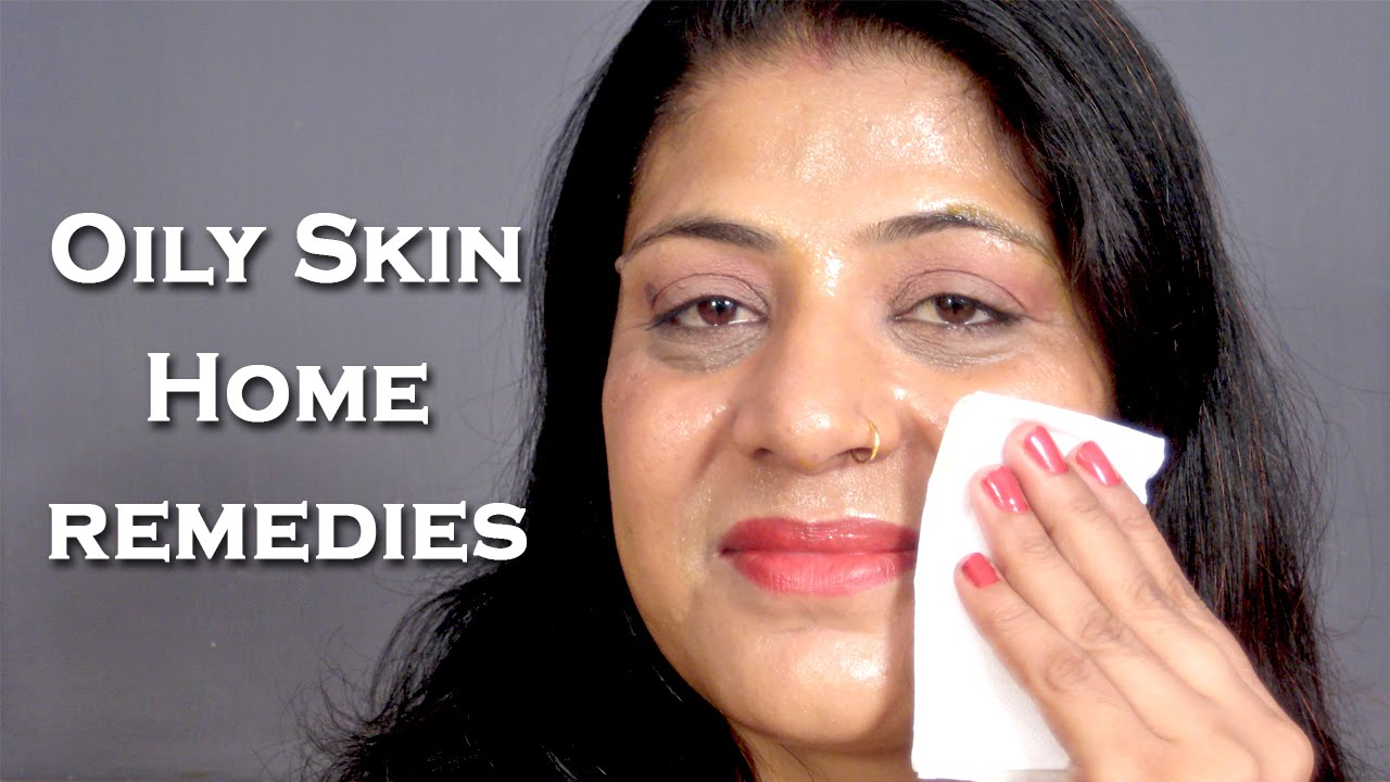 How To Do Oily Skin Care At Home / Home Remedies for Oily Skin @ ekunji