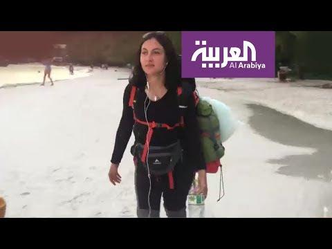 #صباح_العربية : رحالة يمنية تجوب العالم ومعها 600 دولار  - نشر قبل 4 ساعة