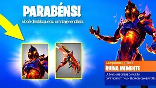 How to catch for free the ruin Skin at Fortnite..