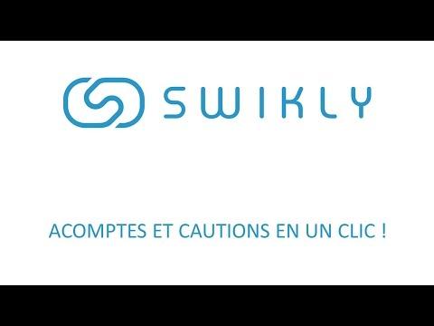 Swikly pour les prestataires d'activité, vos acomptes et cautions en un clic !
