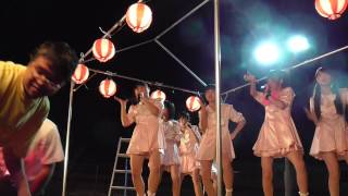 8.23 知久屋 夏祭り H&A