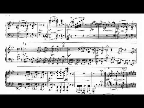 Schubert: Piano Sonata No.21 in B-Flat, D.960 (Clifford Curzon) (Audio + Sheet Music)