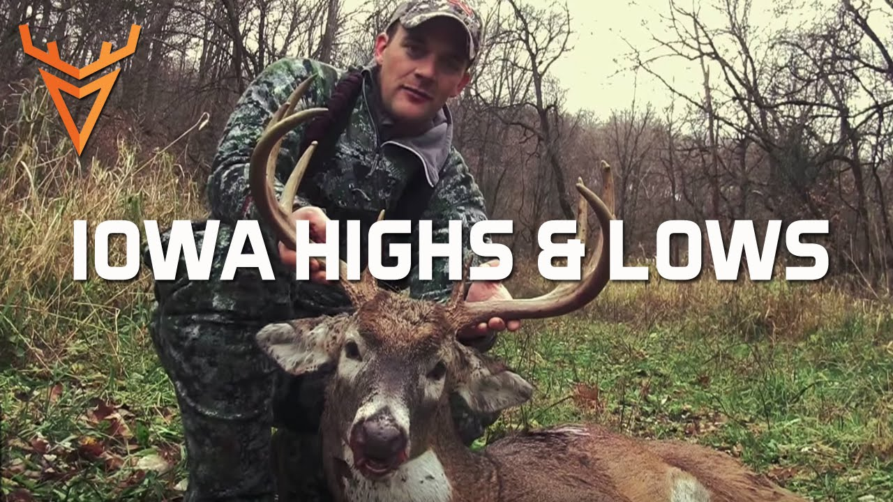 Wired To Hunt 2015 #7: Iowa Highs & Lows - YouTube
