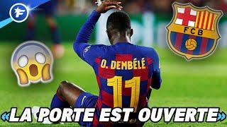 Rien ne va plus pour Ousmane Dembélé au FC Barcelone | Revue de presse
