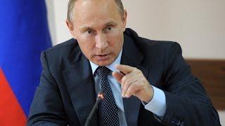 видео Владимир Путин: Россия уже может требовать погашения долга Украиной, но не делает этого