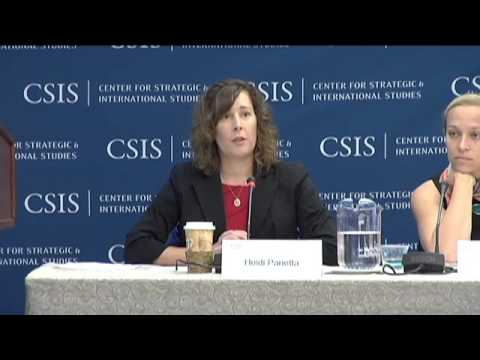 The Roles of Women in Terrorism and Counterterrorism