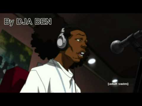Boondocks: Thugnificent diss Sgt. Gudda(Soulja Boy) on Vlad  TV  HD