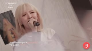 Red Velvet - Psycho LIVE performance on VLive RVF ep 2