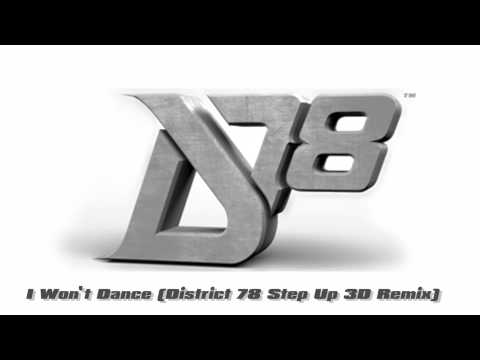 Fred Astaire - I Won't Dance (District 78 Step Up 3D Remix)