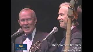 Smothers Brothers Concert In Salt Lake City
