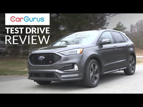 2019 Ford Edge | CarGurus Test Drive Review