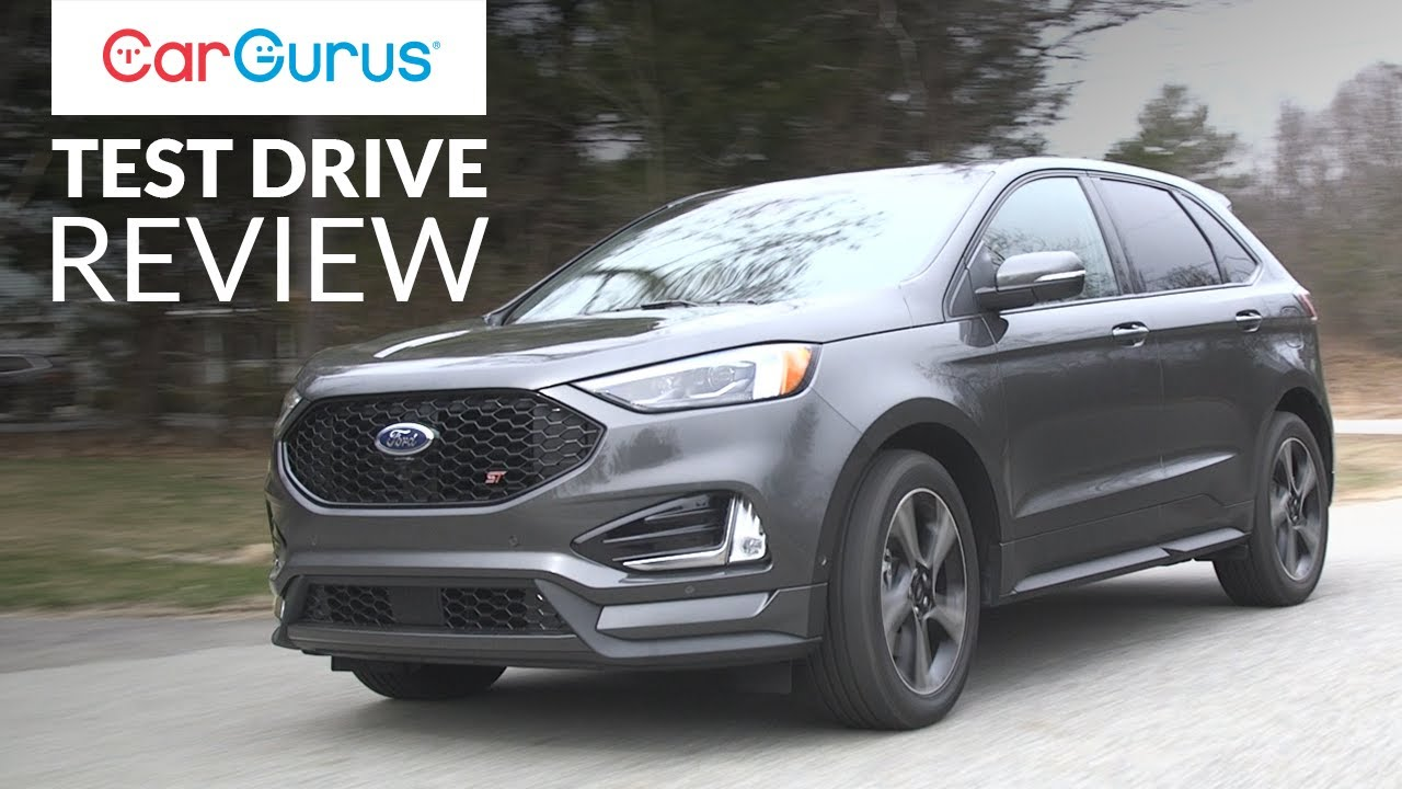 2019 Ford Edge | CarGurus Test Drive Review - YouTube