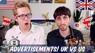 Download Advertisements! | British VS American | Evan Edinger & Jay Foreman Mp3 and Videos