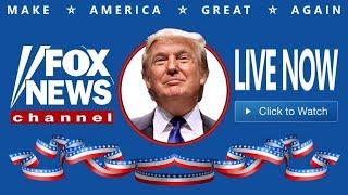 Fox News Live HD - President Trump Breaking News - CNN Live - MSNBC Live