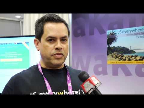 Tom Miller interviewed at Fluent 2013