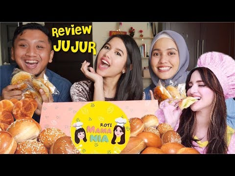 ROTI HARGA 150.000?!! WORTH?? | ROTI MAMA NIA Ft. Boengkoes Network