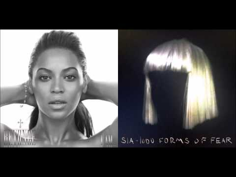 Halo Meets Gasoline   Sia vs. Beyoncé  Mashup