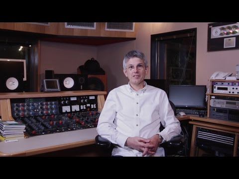 Half-Speed Mastering at Abbey Road Studios