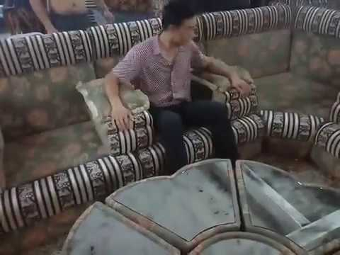 2016 New Design Majilis Arabic Sofa Arabic Seating Floor Sofa For